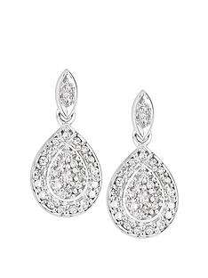 love-diamond-9ct-white-gold-008ct-diamond-pear-drop-stud-earrings