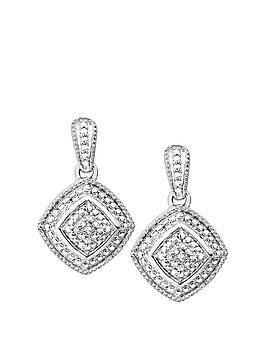 love-diamond-rhodium-plated-sterling-silver-002ct-diamond-drop-stud-earrings
