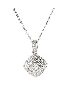 love-diamond-rhodium-plated-sterling-silver-003ct-diamond-pendant-with-18-inch-curb-chain