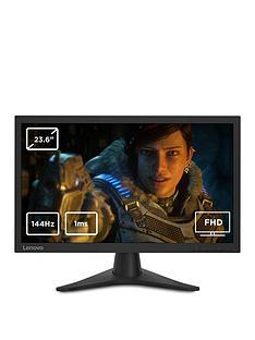 lenovo-g24-10-236in-fhd-1ms-144hz-amd-freesync-console-amp-pc-gaming-monitor-black