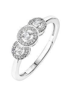love-diamond-9ct-white-gold-016ct-diamond-three-stone-halo-ring