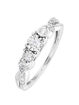 love-diamond-9ct-white-gold-025ct-diamond-infinity-ring