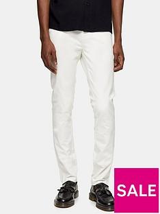 topman-stretch-skinny-chinos-white