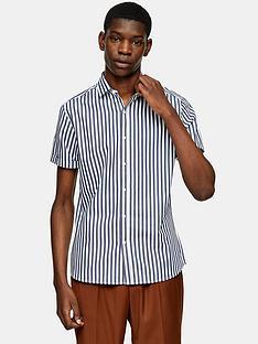 topman-bengal-stripe-shirt-navywhite