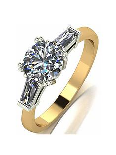 moissanite-moissanite-9ct-gold-65mm-round-brilliant-solitare-ring-with-baguette-set-shoulders