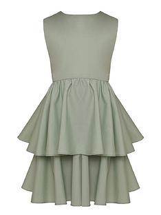 chi-chi-london-girls-hettie-dress-green