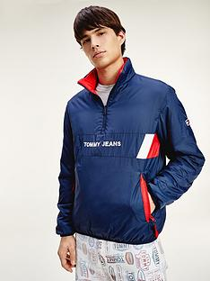 tommy-jeans-reversible-retro-popover-jacket-navyred