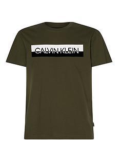 calvin-klein-split-logo-t-shirt