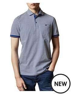 ted-baker-bagin-geo-printed-polo-shirt