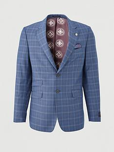 ted-baker-maeve-sterling-check-suit-jacket