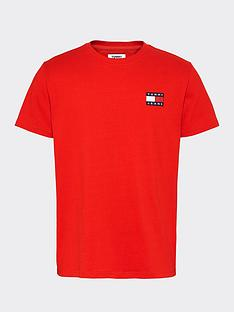 tommy-jeans-tommy-badge-t-shirt-red