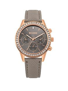 missguided-missguided-mink-saffiano-strap-with-rose-gold-case-and-stone-set-bezel-with-mink-look-multi-dial