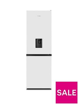 hisense-rb390n4ww1-60cm-wide-total-no-frost-fridge-freezer-white
