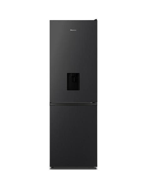 hisense-rb390n4wb1-60cm-wide-total-no-frost-fridge-freezer-black