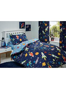 bedlam-supersonic-glow-in-the-dark-single-duvet-cover-set