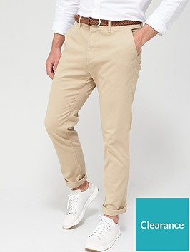 very-man-belted-casual-slim-fit-stretch-chino-stone