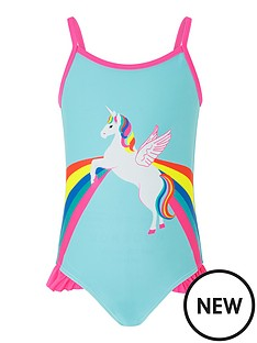 accessorize-girls-retro-placement-unicorn-print-swimsuit-multi