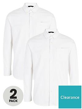 very-man-2-pack-long-sleeved-oxford-shirt