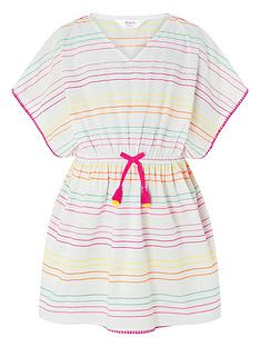 accessorize-girls-rainbow-stripe-embroidered-kaftan-white