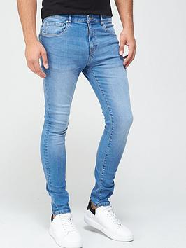very-man-superskinny-jeansnbspwith-stretch-mid-wash
