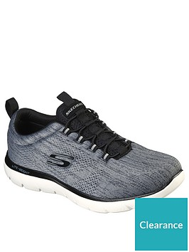 skechers-summits-mesh-trainers-grey