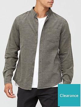 very-man-marl-cord-shirt-khaki