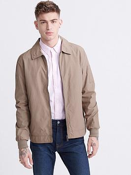 superdry-collared-harrington-jacket-brown