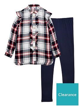 v-by-very-girls-check-shirt-and-leggings-set-multi