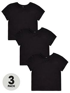 v-by-very-girls-3-pack-crop-t-shirts-black