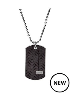 fossil-black-bamboo-dog-tag-and-stainless-steel-mens-necklace