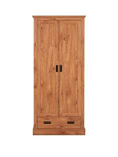 clifton-2-door-1-drawer-wardrobe