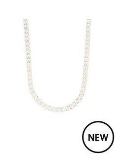 the-love-silver-collection-mens-sterling-silver-20-inch-1-oz-curb-chain-necklace