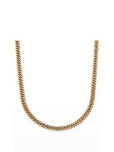 love-gold-9ct-gold-pave-curb-18-inch-chain-necklace