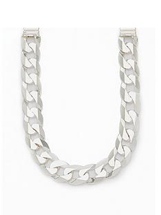 the-love-silver-collection-mens-sterling-silver-85-inch-1oz-curb-chain-bracelet