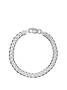 the-love-silver-collection-sterling-silver-12-oz-solid-diamond-cut-curb-bracelet