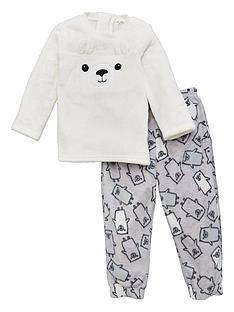 mini-v-by-very-unisexnbspbear-fleece-twosie-multi
