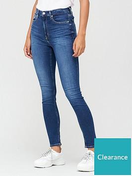 calvin-klein-jeans-ckjnbsp010-high-rise-skinny-blue