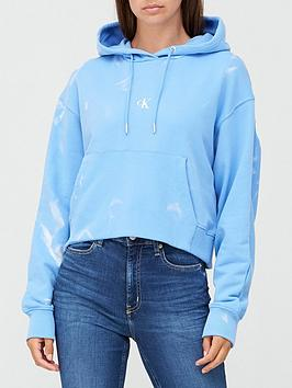 calvin-klein-jeans-lava-dye-cropped-hoodie-blue