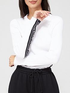 calvin-klein-jeans-stripe-logo-sweater-white