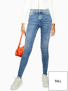 topshop-tall-jamie-clean-jeans-midnight