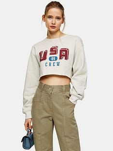 topshop-usa-collegic-sweat-top-ecru