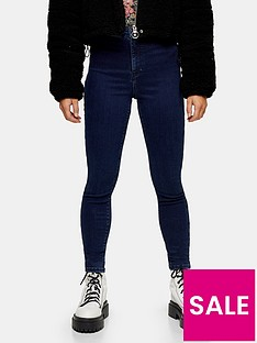 topshop-petite-joni-clean-jeans-indigo