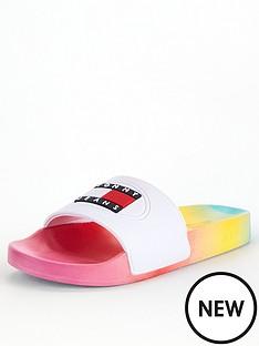 tommy-jeans-degrade-pool-slides-pink