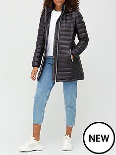 calvin-klein-essential-down-coat-black