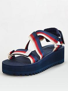 tommy-jeans-degrade-tape-flatform-sandals-navy