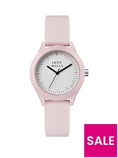 jack-wills-union-white-dial-pink-strap-watch