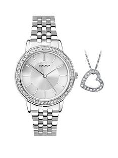 sekonda-watch-and-pendant-necklace-gift-set