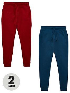 v-by-very-boys-essential-2-pack-skinny-joggers-tealburgundy