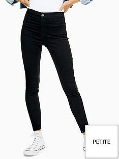 topshop-petite-clean-joni-jeans-black