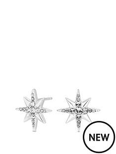 simply-silver-simply-silver-swarovski-north-star-stud-earrings